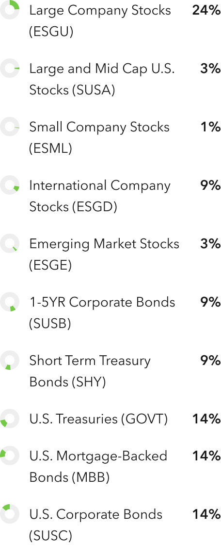 Moderately Conservative Holdings