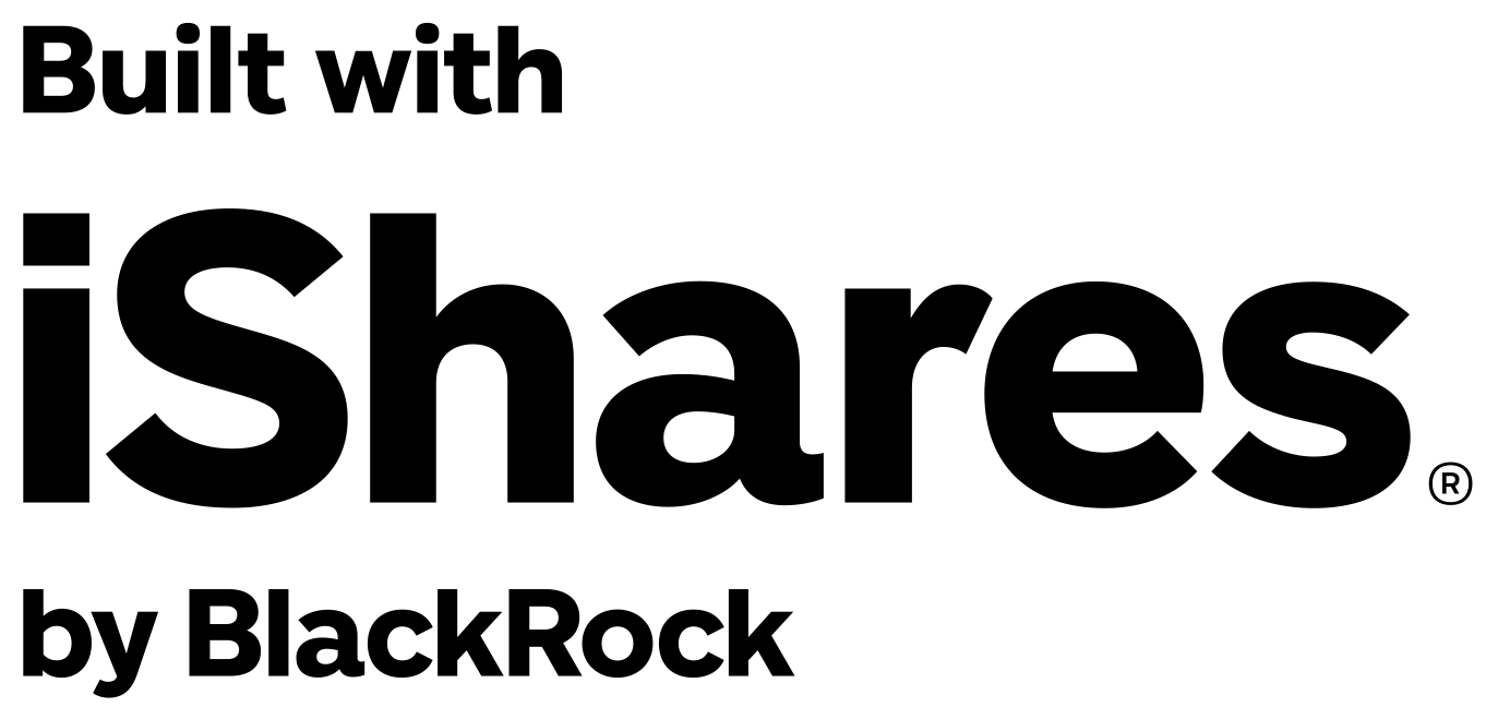Built with iShares by BlackRock