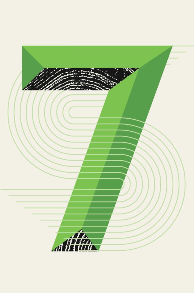 Number Seven Image